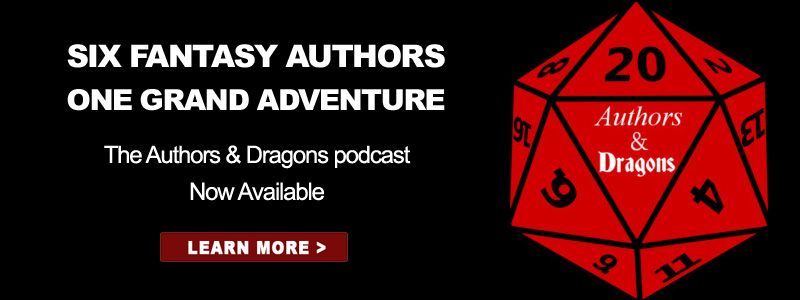 Authors & Dragons Podcast