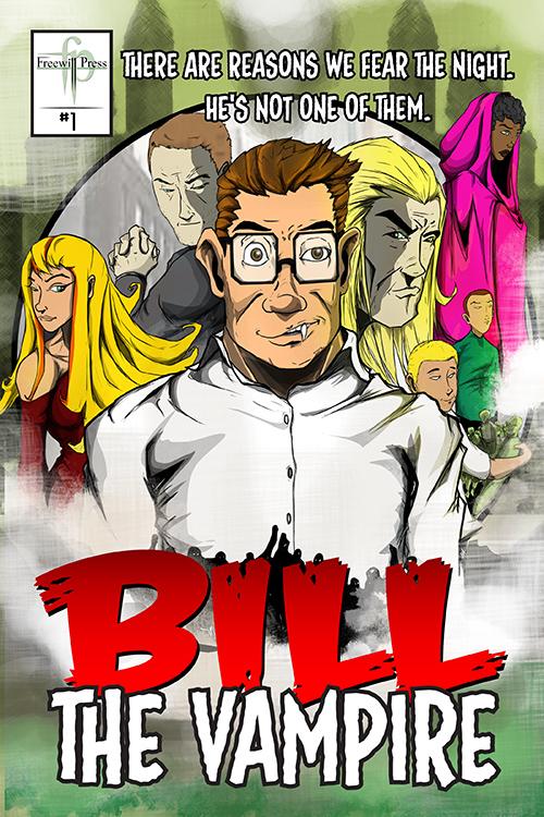 Bill The Vampire issue 1
