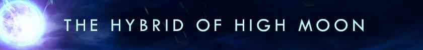 The Hybrid of High Moon Urban Fantasy series
