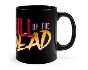 Bill Mug Black