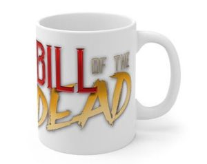 Bill Mug White
