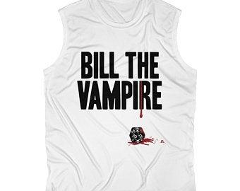 bill dark workout tee