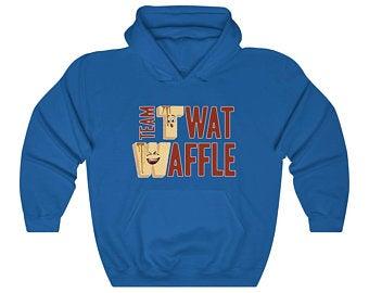 Twat waffle hoodie