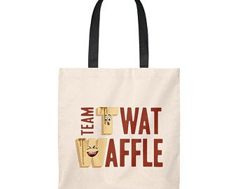 twat waffle tote