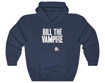 bill the vampire hoodie