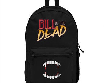 Bill of the dead backpack