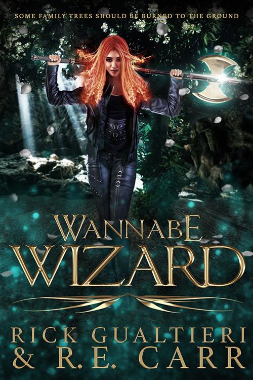 Wannabe Wizard