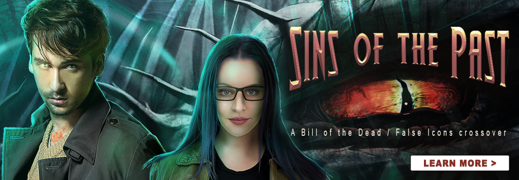 Sins of the Past - a Bill of the Dead / False Icons crossover