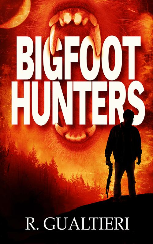 Bigfoot Hunters - Crypto-Hunters 1 - on Audiobook