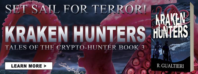 Kraken Hunters - Tales of the Crypto-Hunter 3