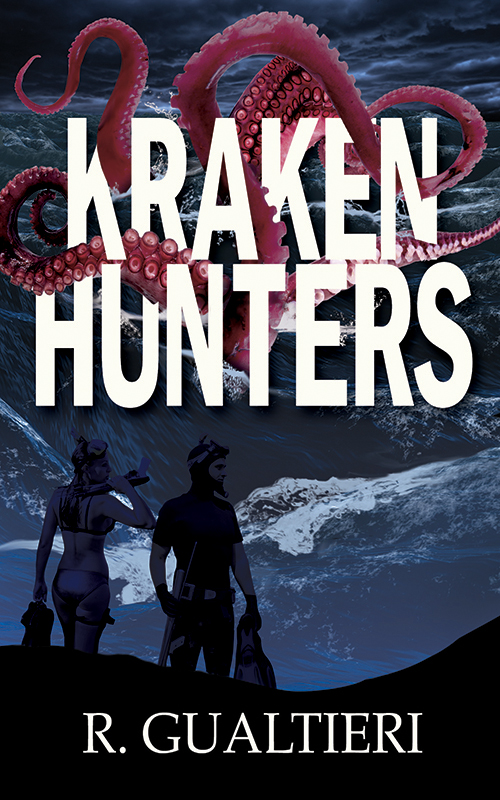 Kraken Hunters - Tales of the Crypto-Hunter 3